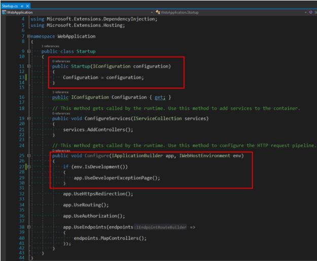 .net core config example 2.2 3