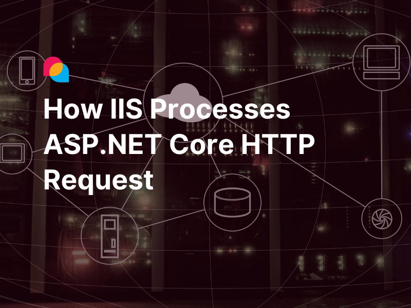 How IIS Processes ASP.NET Core HTTP Request